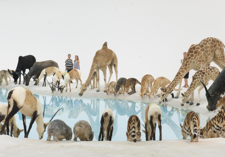 'Heritage' (2013) by Cai Guo-Qiang
