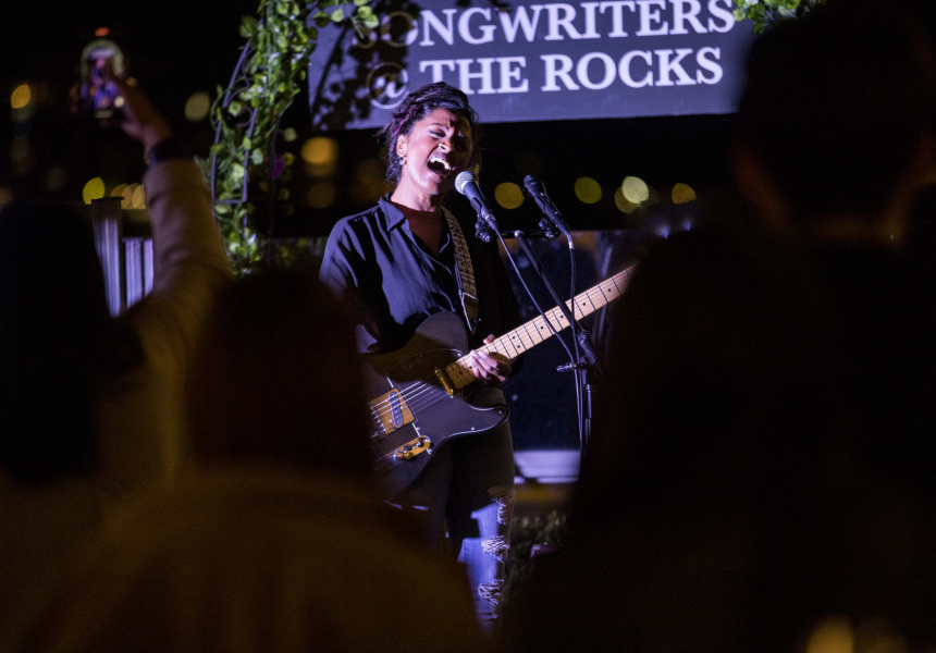 Songwriters at the Rocks