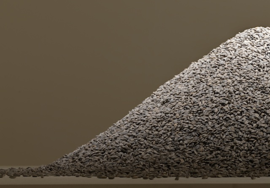 Ai Weiwei Sunflower Seeds