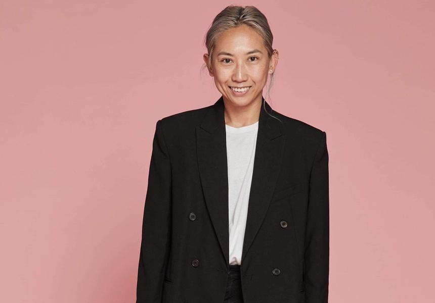 Stylist Jade Leung
