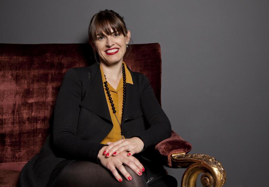 Senior MONA curator Nicole Durling