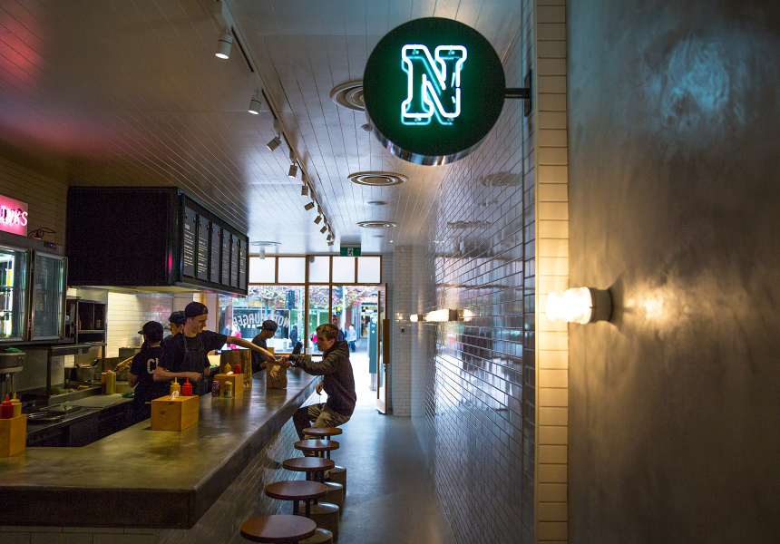 Nordburger Norwood