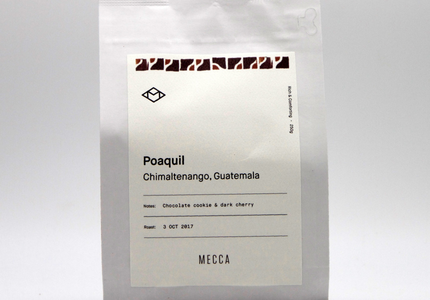 Guatemala Poaquil by Mecca