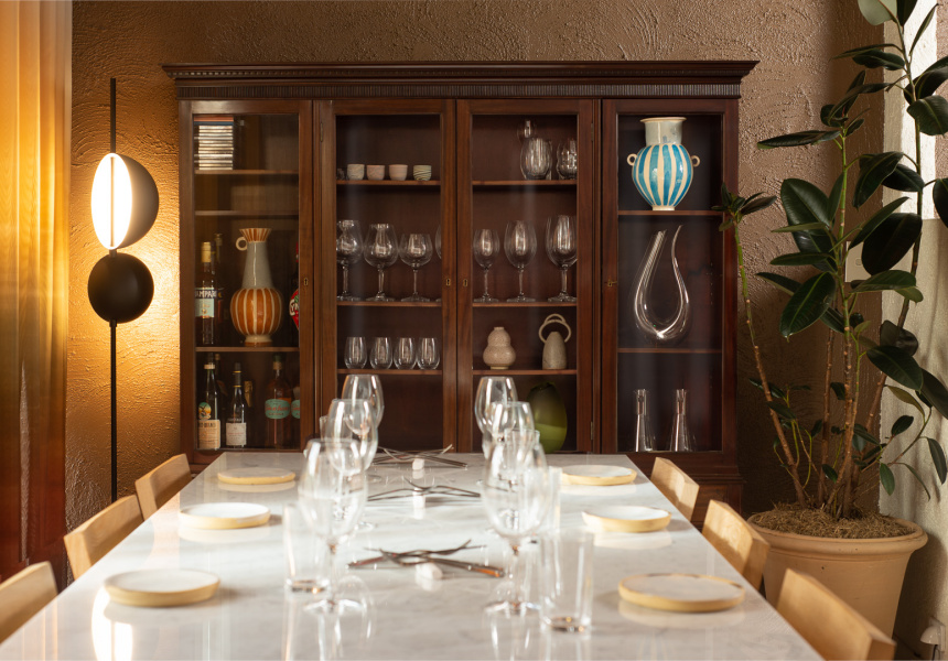 Image courtesy of Allegra Dining Room