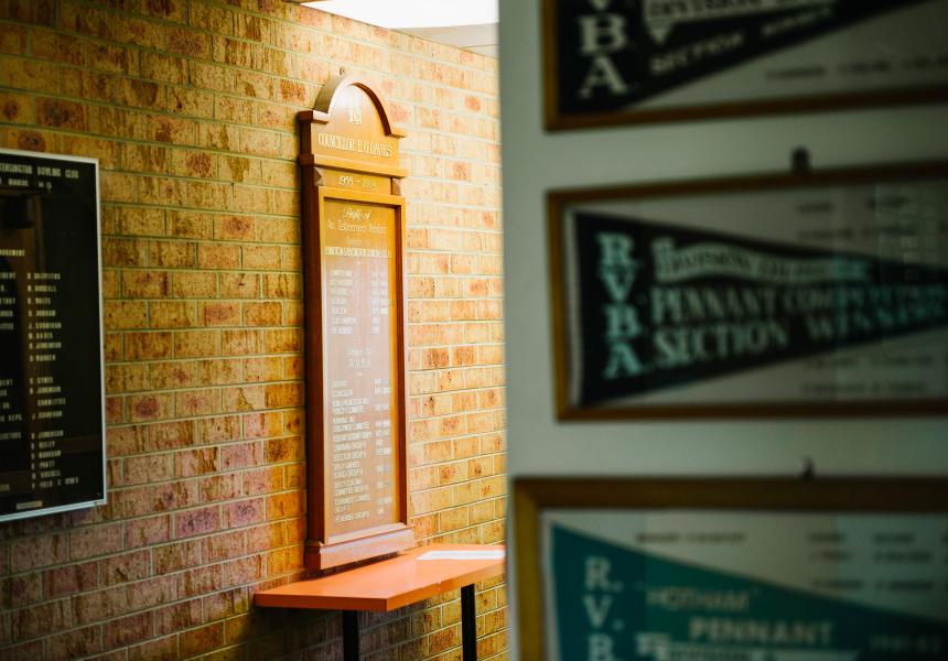 Flemington/Kensington Bowls Club