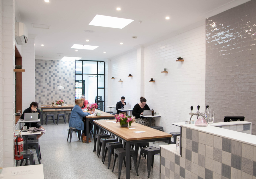 Padre Coffee Brunswick East - Broadsheet
