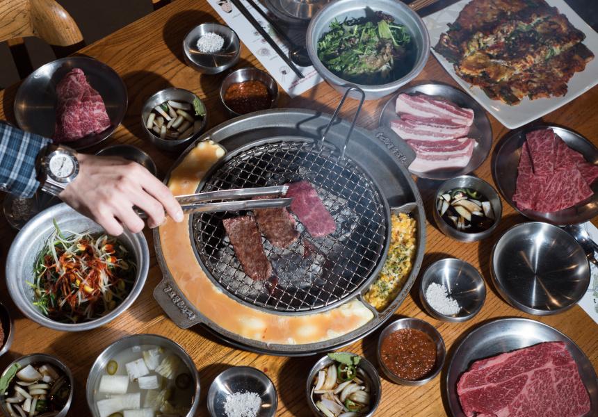 678 Korean BBQ Eastwood