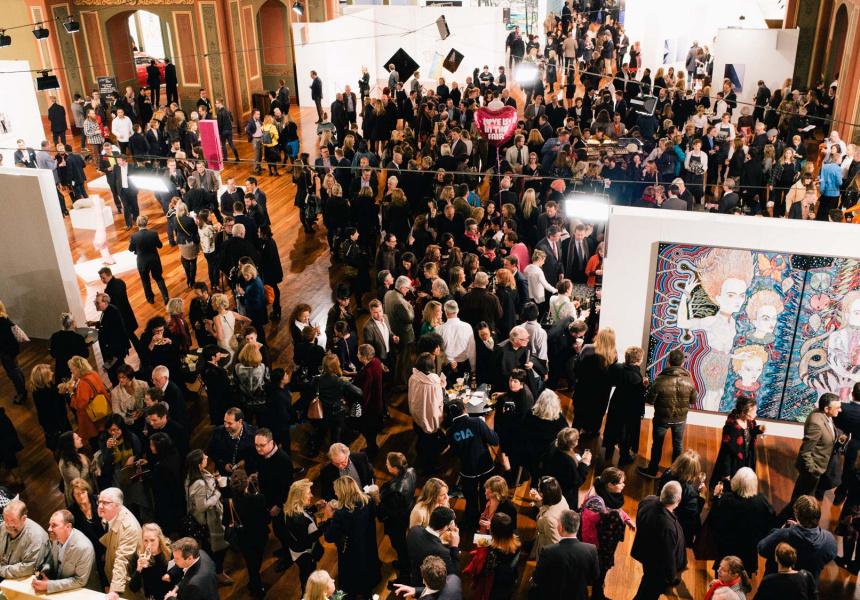Melbourne Art Fair 2017