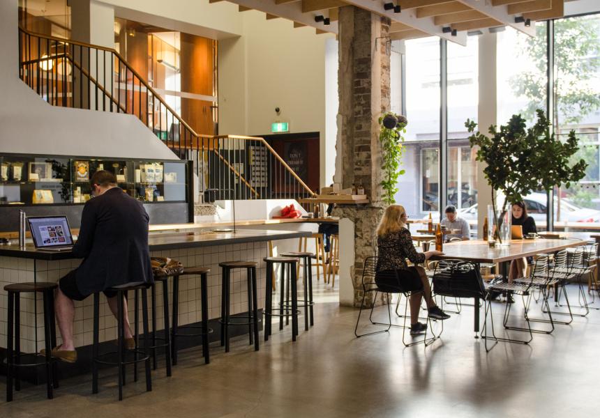 hills coffee shop surry