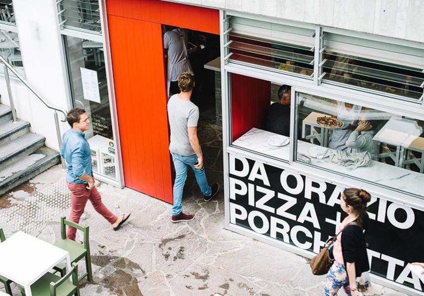Da Orazio Pizza & Porchetta