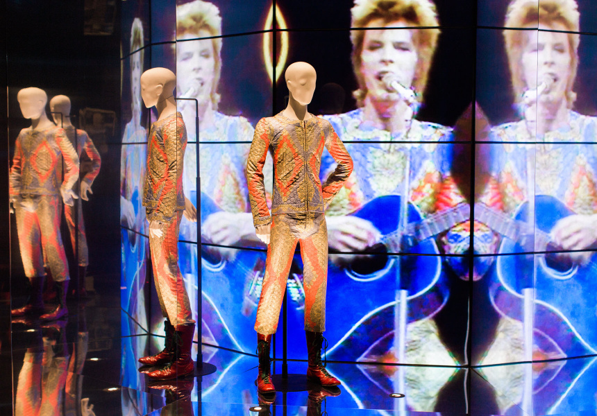 David Bowie Is at ACMI