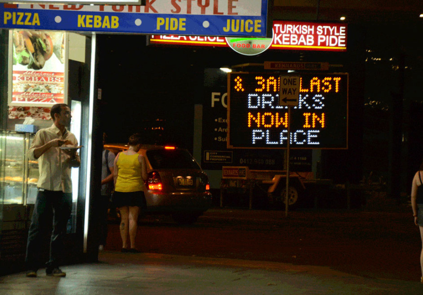Lockout laws have had a prfound impact on Sydney's nightlife precincts. But what will happen here?