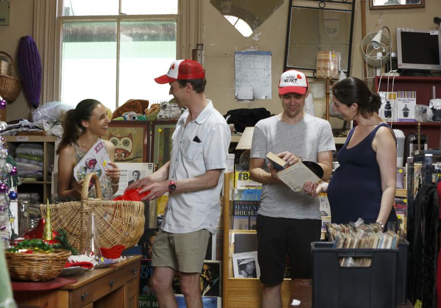 Sacred Heart Mission Op Shop
