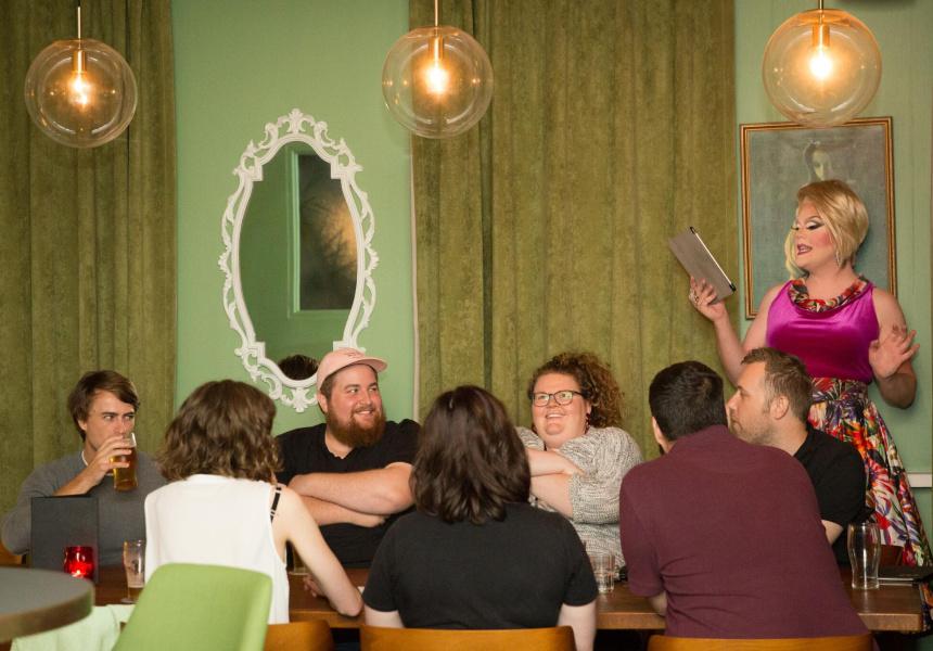 TV Trivia at Misfits - Broadsheet