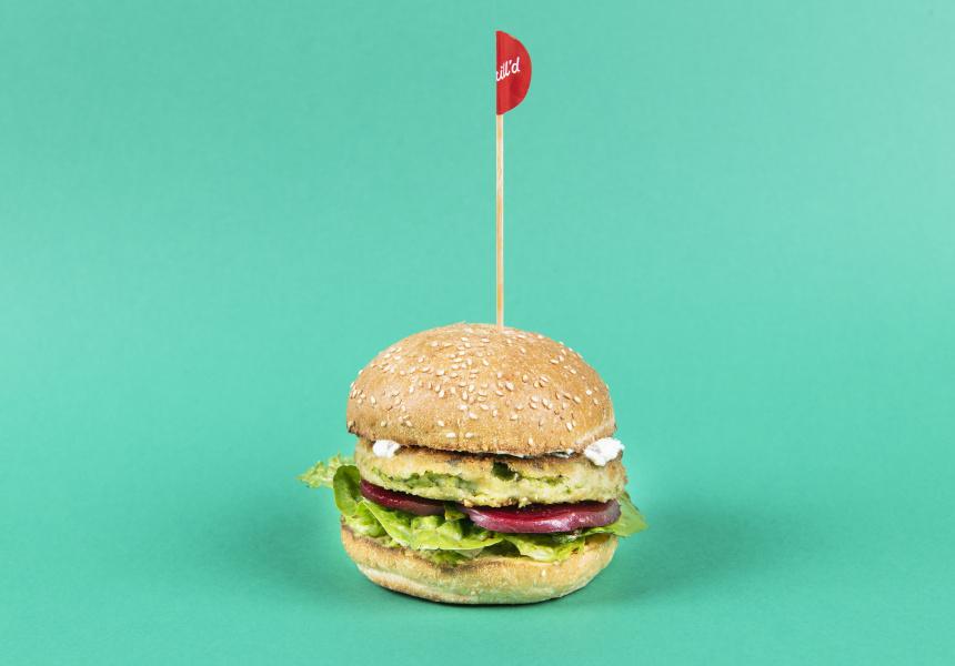 Grill'd Hemp Therapea Burger