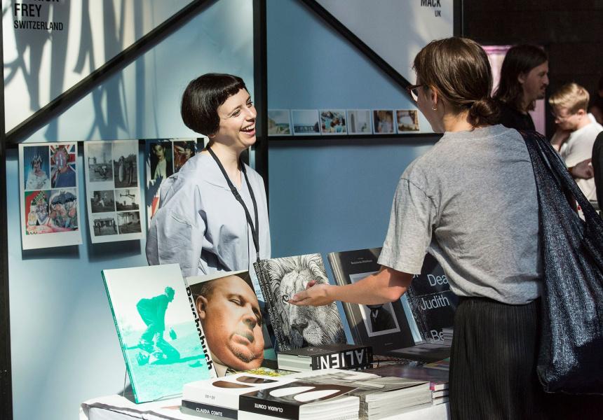 Melbourne Art Book Fair