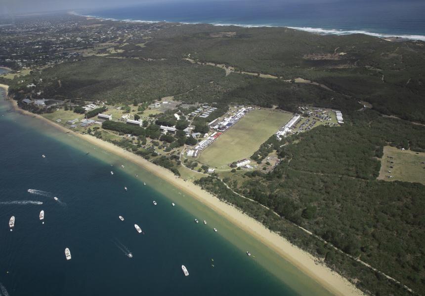 View of Portsea