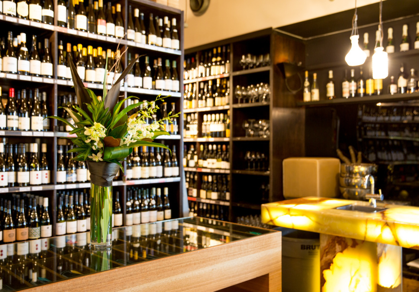 Cru Bar & Cellar