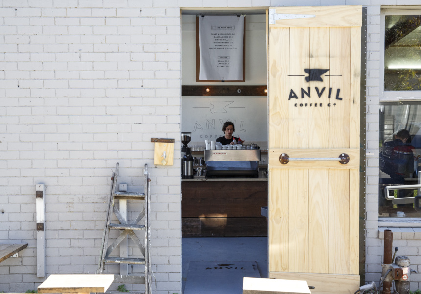 Anvil Coffee Co