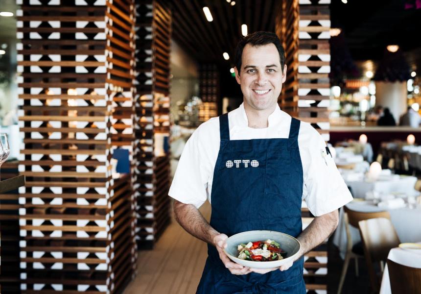 Otto Brisbane head chef Will Cowper