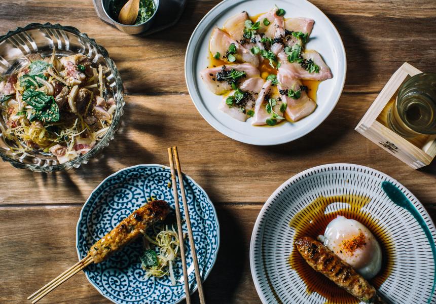 Yakitori and byo at chaco bar broadsheet for Food bar sydney