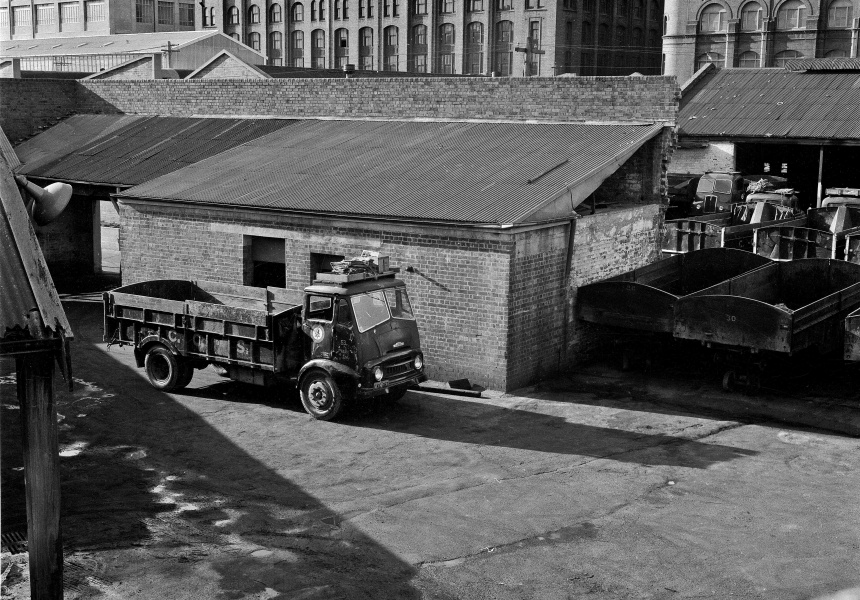 10-16 Bay Street, Glebe council depot, July 1962