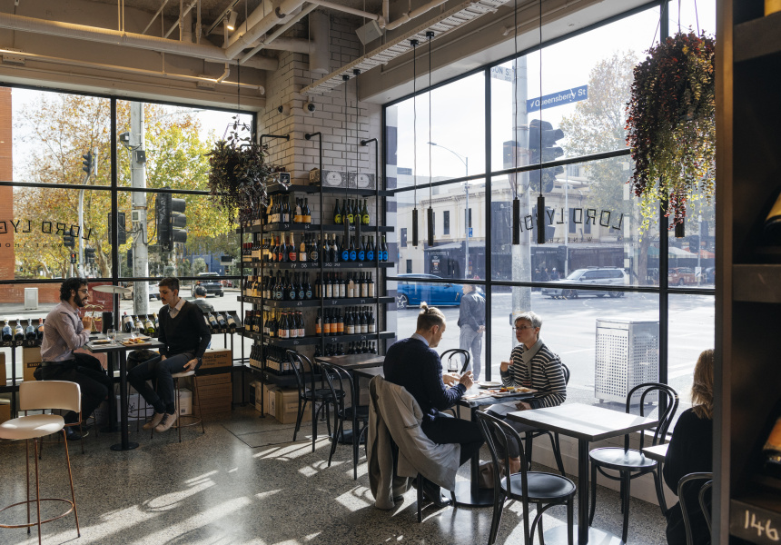 First Look: Lord Lygon Is Carlton's Light and Airy New Wine