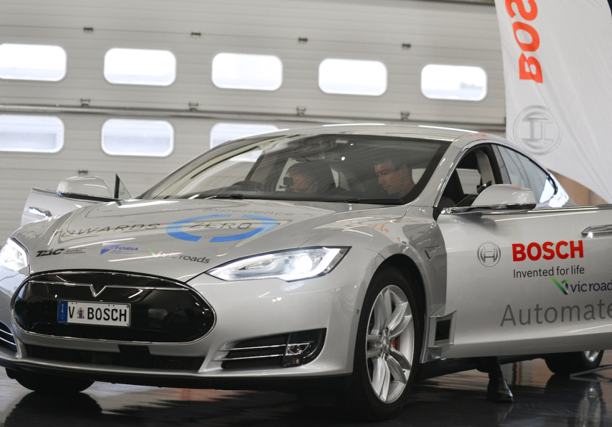 Driverless Cars to be Tested on Melbourne Freeways Next Year ...