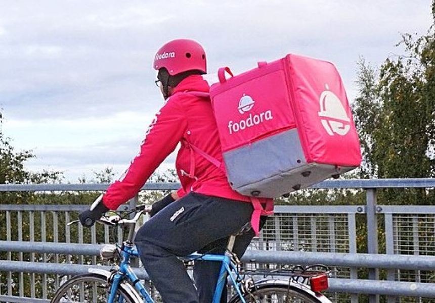 Foodora announces it's pulling out of Australia on August 20th