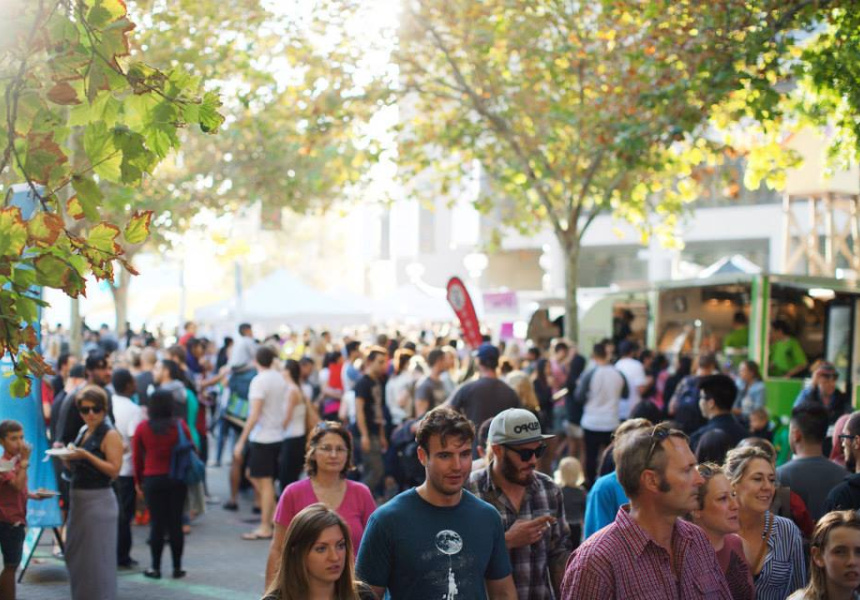 Perth Food Truck Rumble 2015