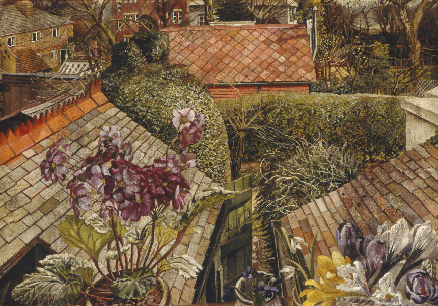 By Stanley Spencer