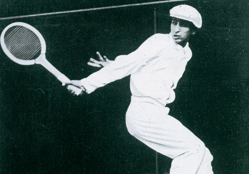 Rene Lacoste © Getty Images