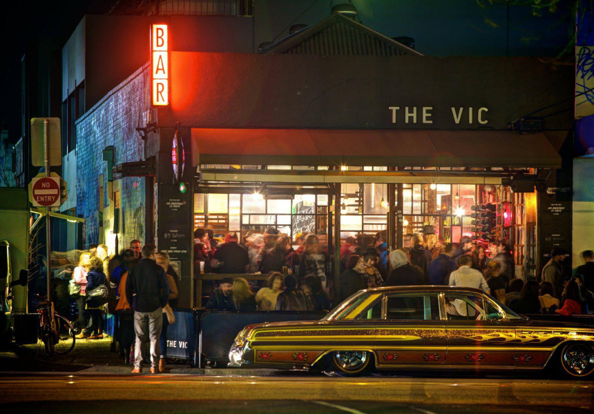The Vic Bar
