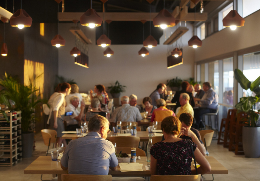 Odyssea Beach Cafe