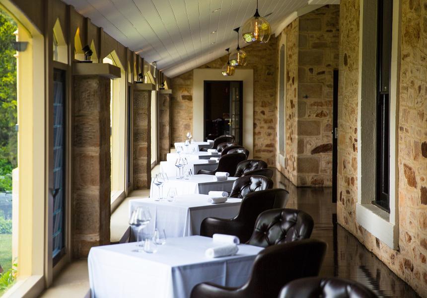 Hardy's Verandah Restaurant , Adelaide