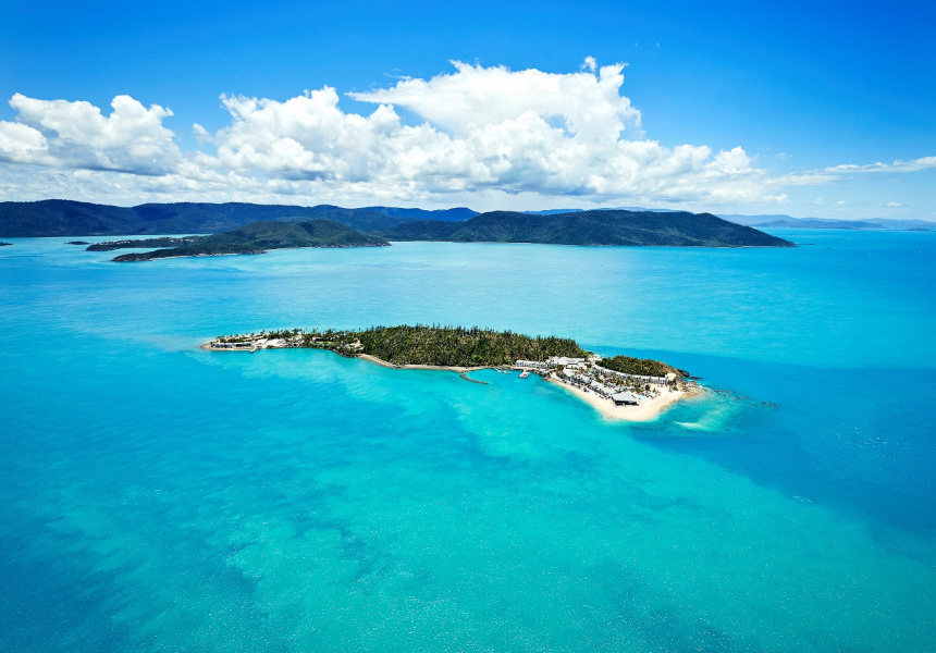 Cyclone-Ravaged Daydream Island to Reopen After $86 Million Overhaul
