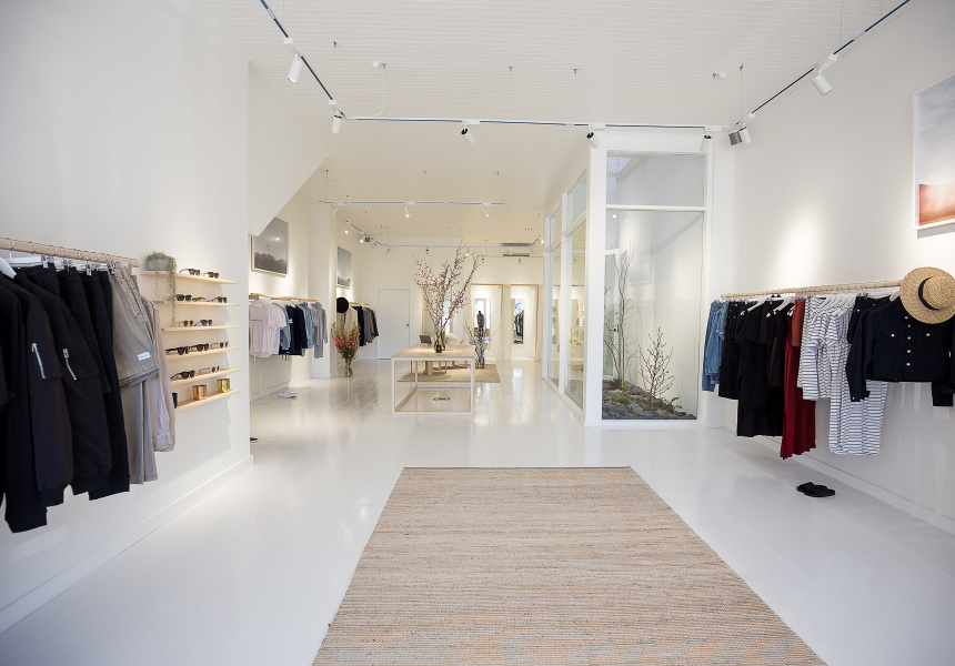 Assembly Label Opens First Melbourne Store Broadsheet