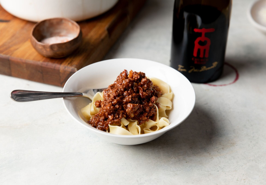 Ben Shewry's At-Home Bolognaise