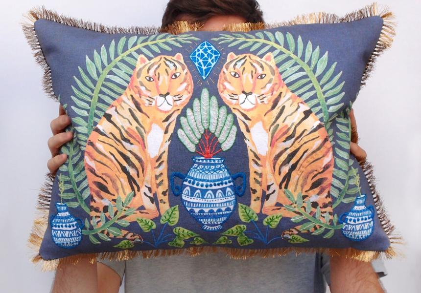 Jungle Alchemy, Esther Sandler