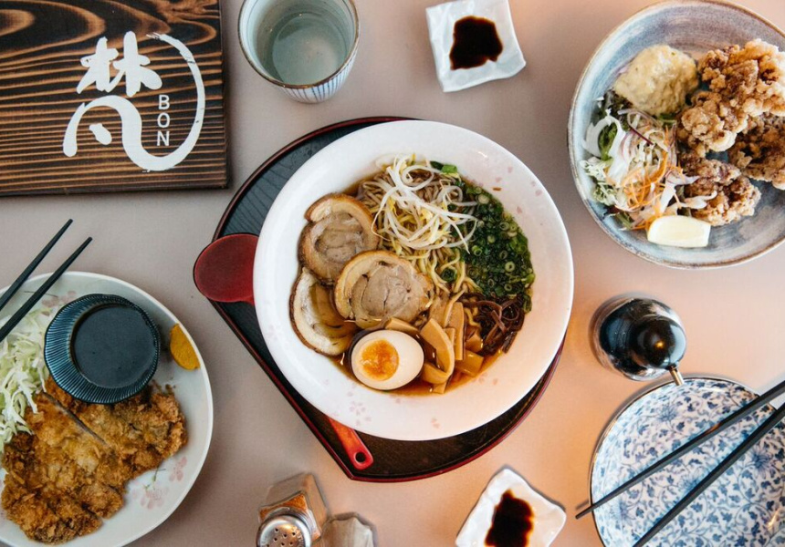 Traditional japanese food in canterbury broadsheet for Abis japanese traditional cuisine