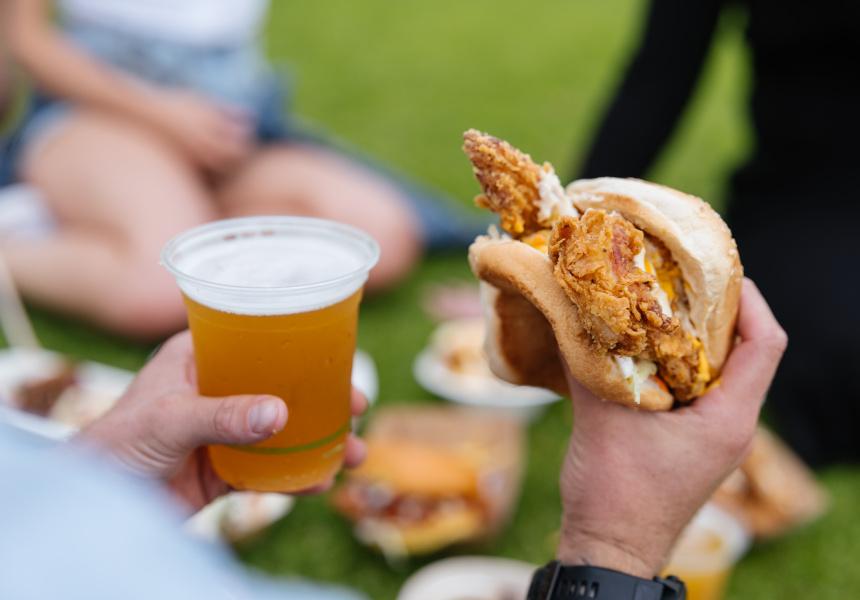 Chicken & Beer Festival