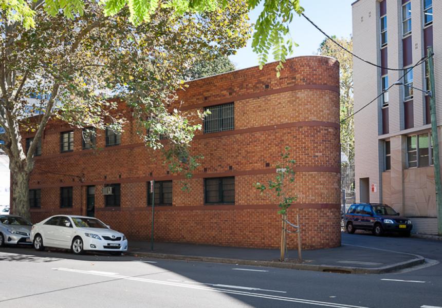 Firstdraft, 13-17 Riley Street, Woolloomooloo.