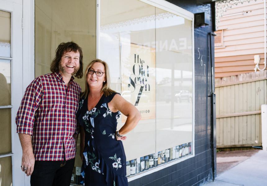The Old Seven's Matt Lucas and Nellie Barker