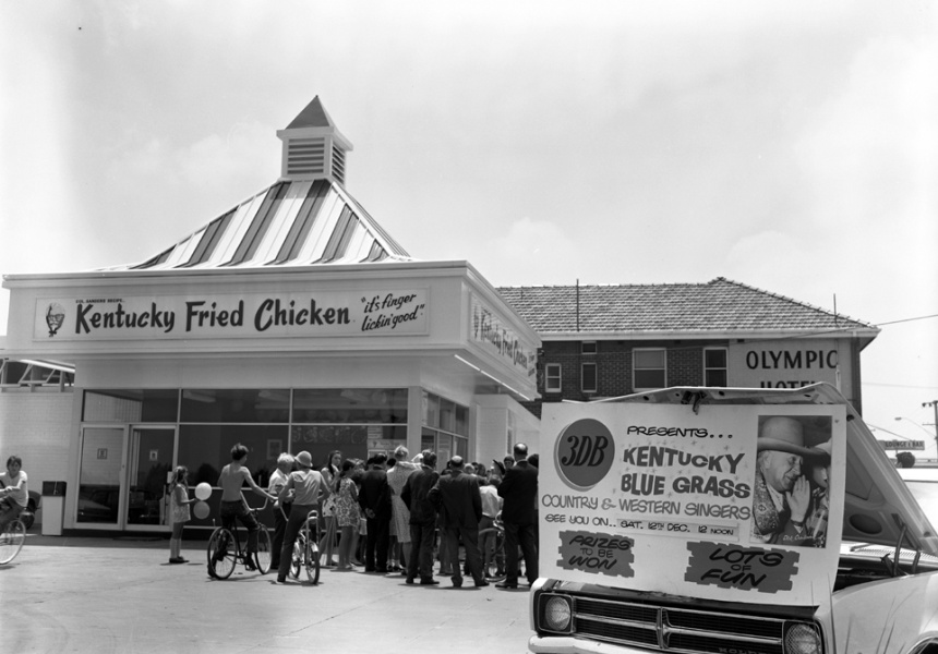 As KFC Turns 50 in Australia, a Look Back at An Early Opening