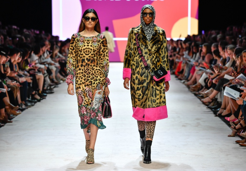 The Virgin Australia Melbourne Fashion Festival is back for its 24th year