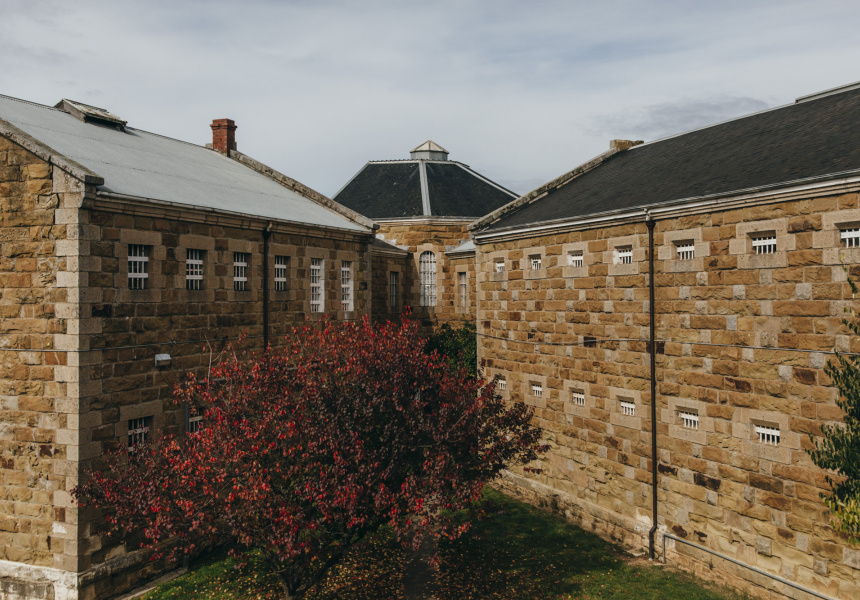 Old Castlemaine Gaol