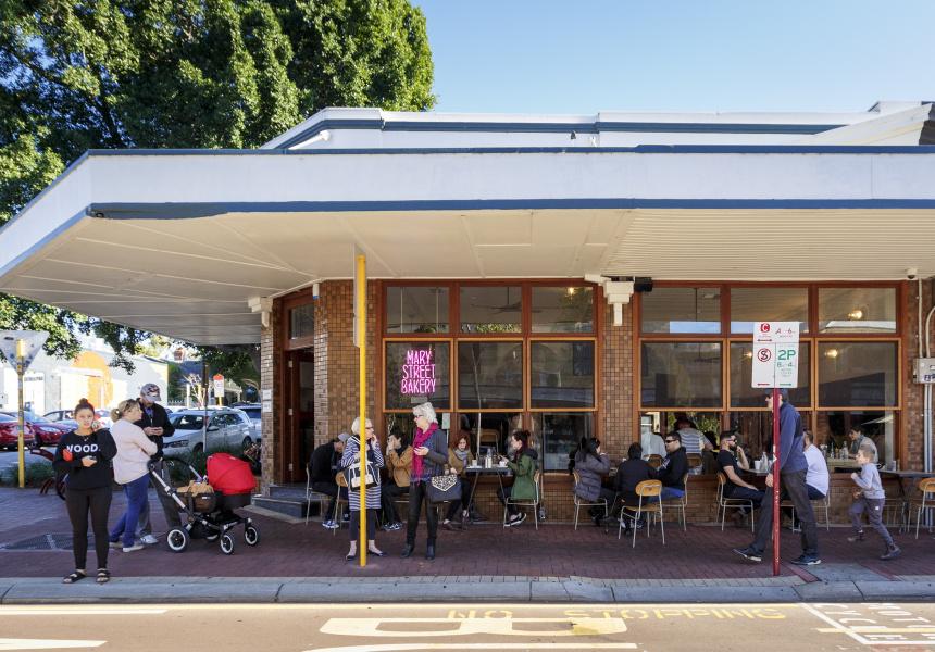 Mary Street Bakery Highgate