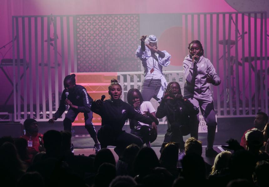 Girlzone, Odeon Theatre, Nightmass, Dark Mofo 2019