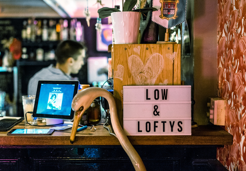Low and Lofty's