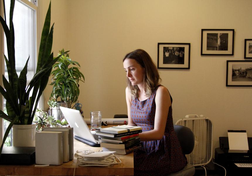 Filmmaker Amy Browne